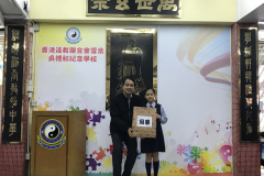 6A在比賽中獲得冠軍,果然是低年級同學的好榜樣!